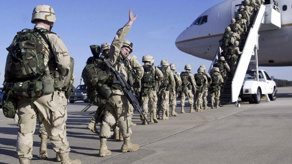 EEUU reducirá el número de tropas en Irak durante los próximos meses