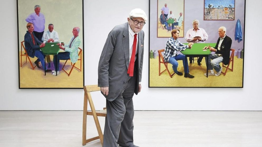 David Hockney contra la jubilación