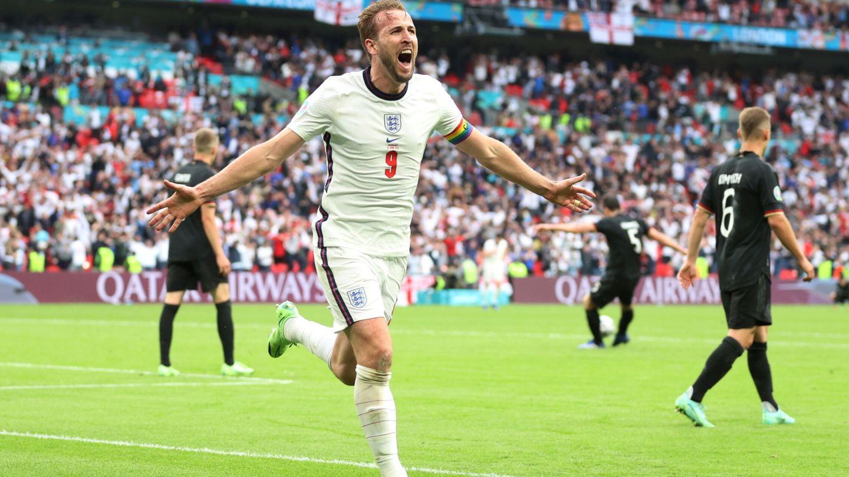 Inglaterra acabó con su bestia negra en octavos. (Reuters)