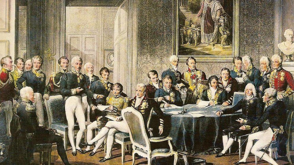 El Congreso de Viena o cómo humillar a España y celebrarlo a lo grande