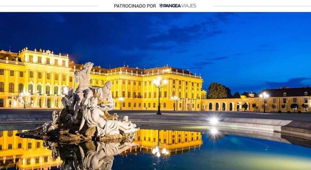 Foto: El Palacio de Schönbrunn, en Viena. (Shutterstock)