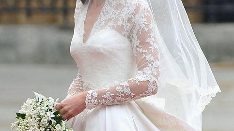 Una tiara de 7 euros: el truco del peluquero de Kate Middleton para peinarla en su boda