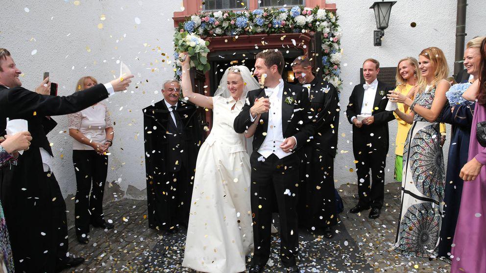 Theodora Sayn Wittgenstein: el polémico pasado de la novia desterrada por la realeza