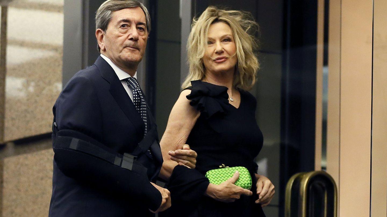 Alfonso Cortina y Miriam Lapique. (EFE)