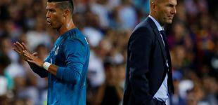 Post de Zidane también se mete en el fango de la conspiración, pero el fútbol le da la razón