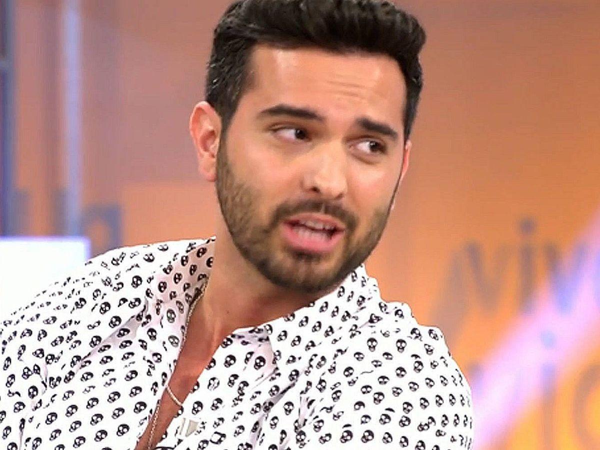 Foto: Suso Álvarez, en 'Viva la vida'. (Telecinco)