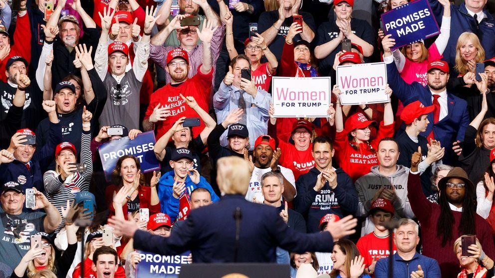 El exjefe de campaña de Trump, hospitalizado tras sufrir una crisis mental