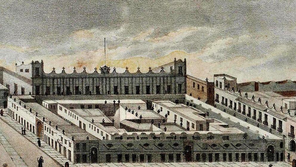 El mercado del Parián: el más atroz caso de especulación inmobiliaria de la historia