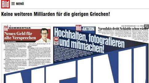 'Bild', el diario más leído de Europa clama por la desintegración continental