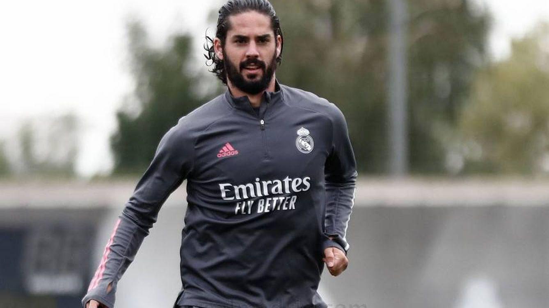 Isco y su sospechoso bajón en el Real Madrid: ¿está en una zona de confort?