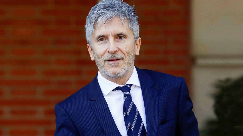 El tatuaje de Marlaska y la tinta en la piel de otros políticos españoles