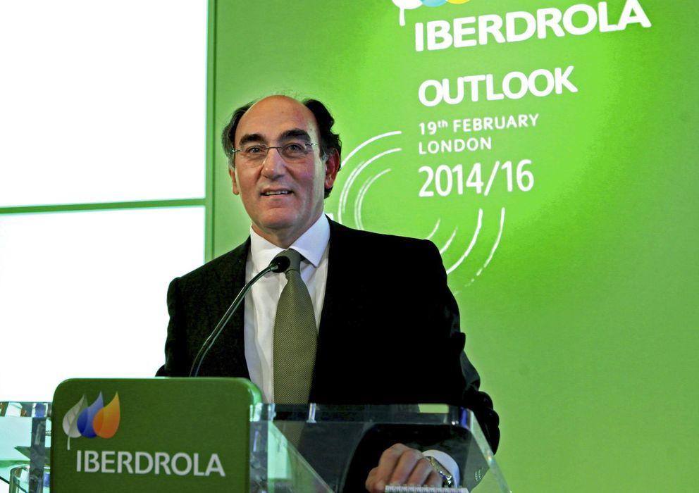 Foto: El presidente de Iberdrola, Ignacio Sánchez Galán