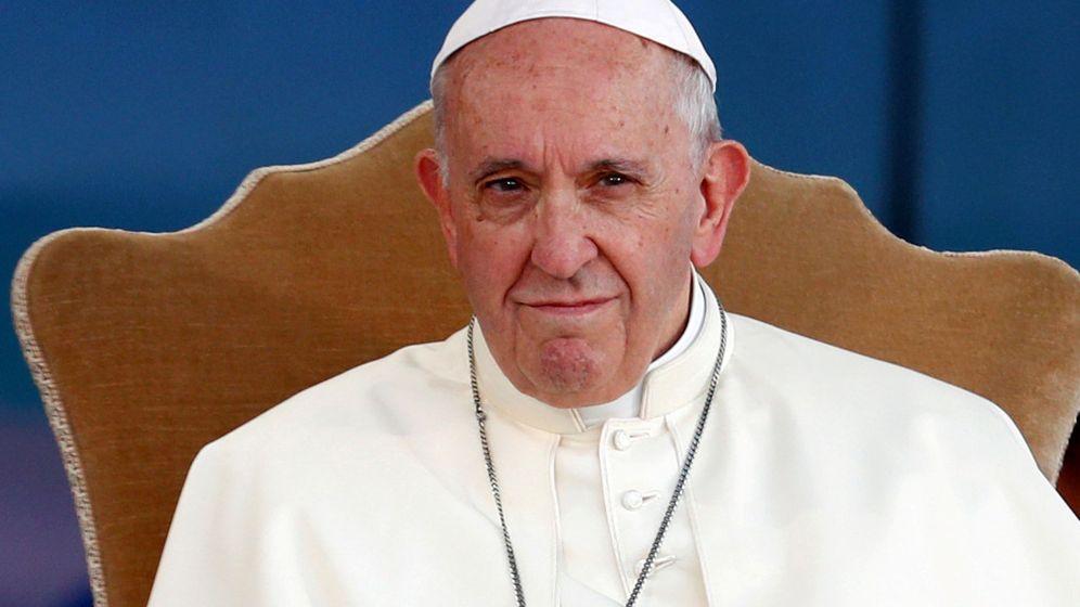 Foto: El Papa Franciso. (Reuters)
