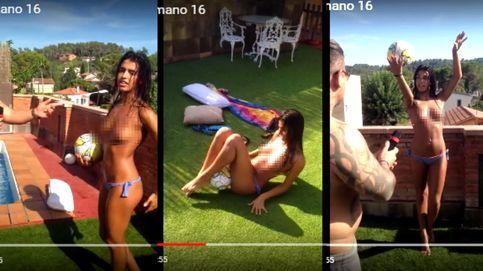 'GH 16' - Filtran un vídeo de Sofía desnuda en una 'pool party' con chicos