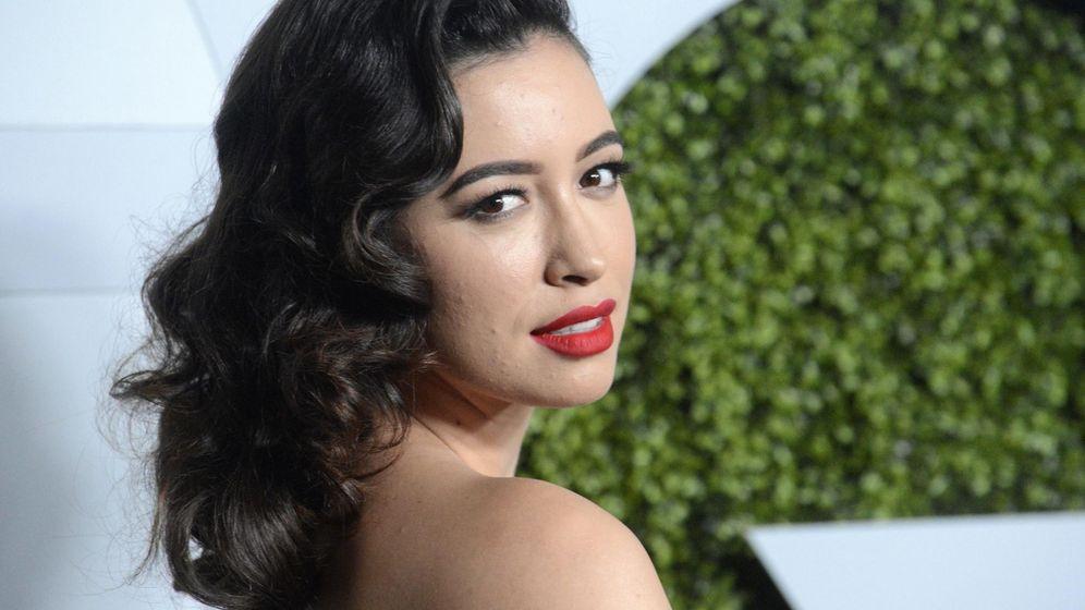 Foto: Christian Serratos interpretará a Selena en la nueva serie de Netflix (Reuters/Phil McCarten)