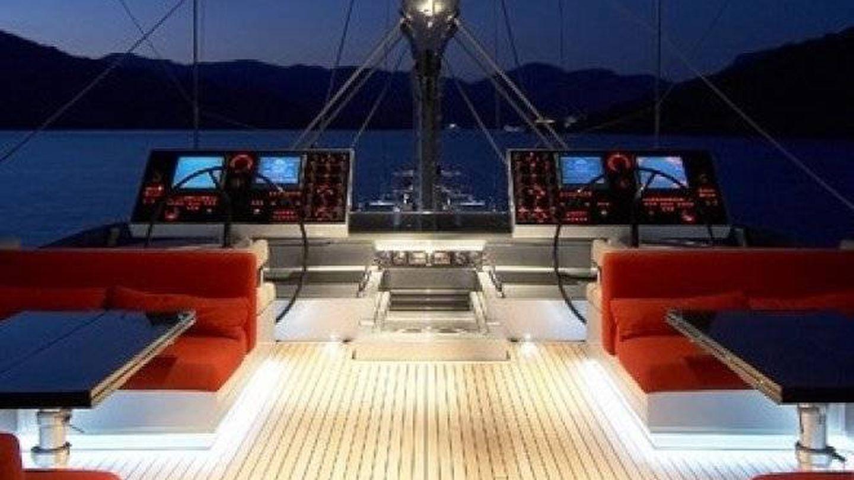 El velero Nirvana Formentera. (Cortesía)