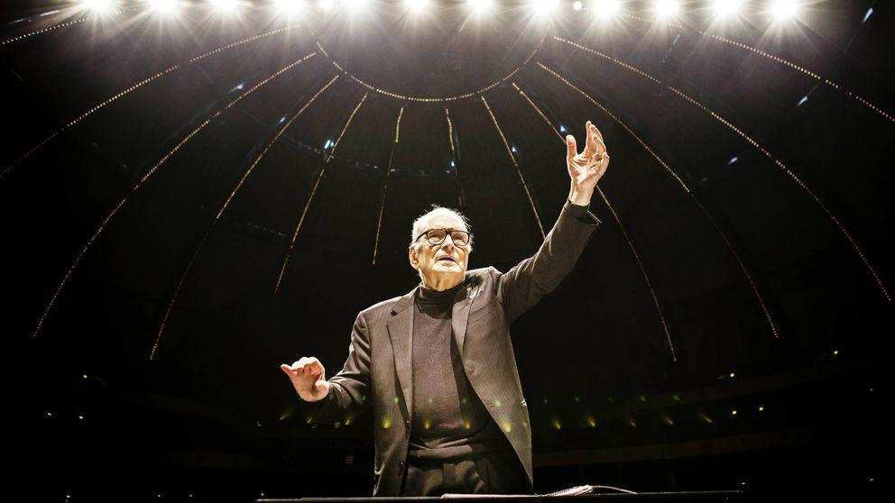 Morricone despide sesenta años de carrera con un único concierto en España