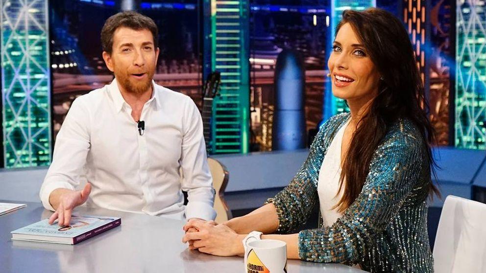 Pilar Rubio desvela qué hacía Sergio Ramos mientras ella daba a luz