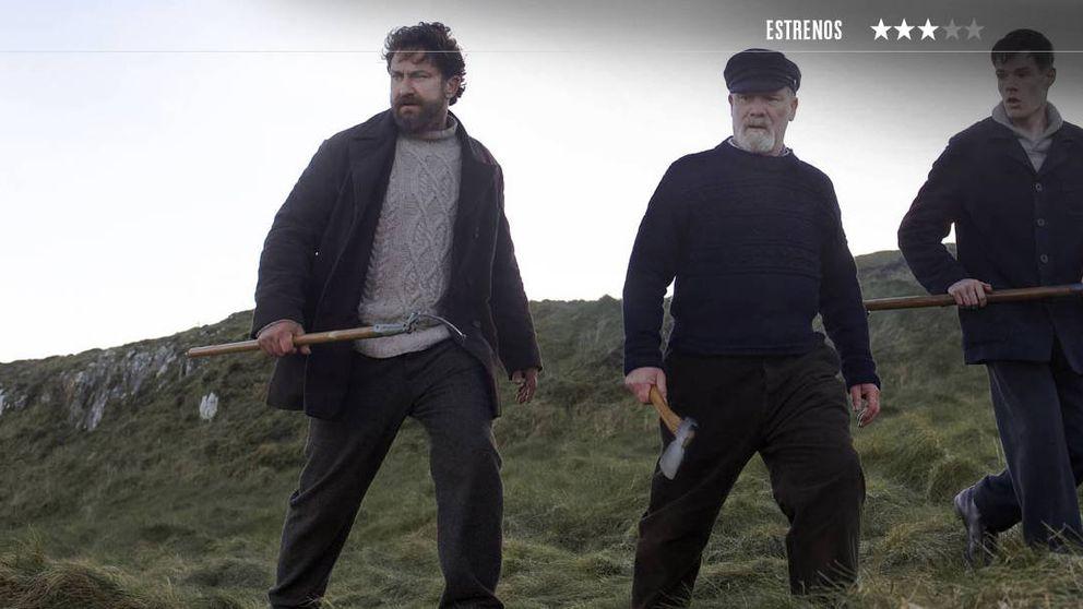 'Keepers': una isla remota, tres hombres y un tesoro... ¿Qué puede acabar mal?