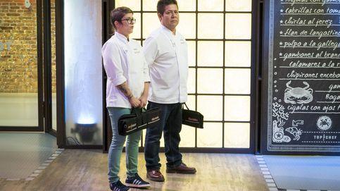 Los espectadores elegirán al ganador de 'Top Chef' entre Víctor o Rakel