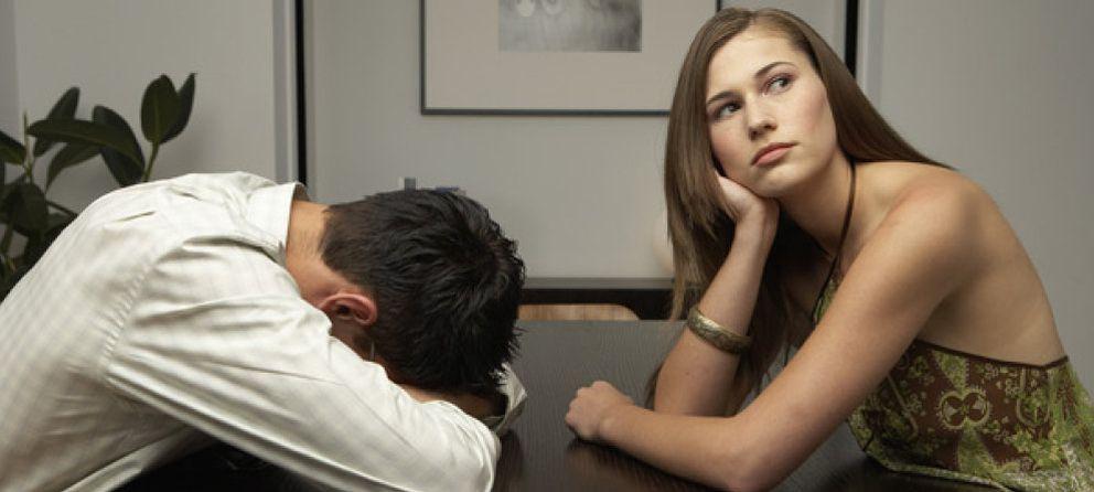 """Foto: """"Hoy es fácil divorciarse; lo que no nos sirve, lo tiramos"""""""