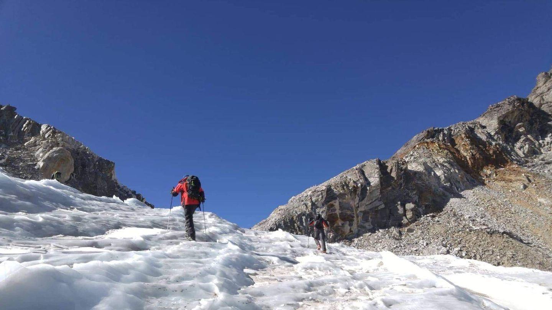 En esta época hacía frío, pero a cambio teníamos los cielos más limpios del año y cinco veces menos turismo que en temporada alta. (Foto: Víctor García)