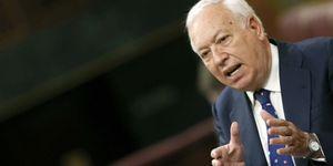 """Foto: Margallo dice que """"en muy pocos días"""" se alcanzará una solución """"satisfactoria"""" para ambos"""