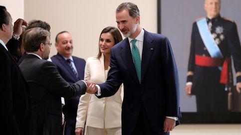 Todas las imágenes de la visita de Estado de los reyes Felipe y Letizia a Marruecos