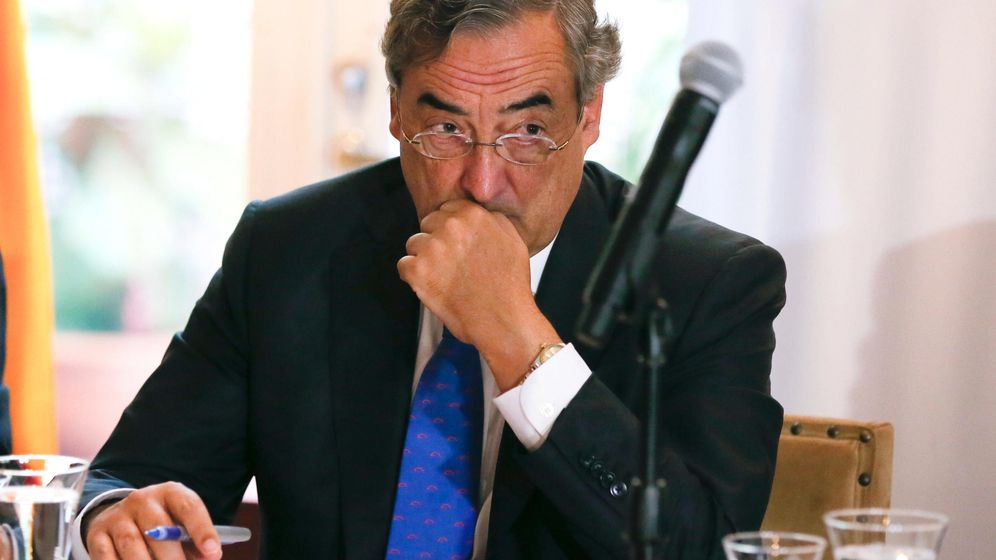 Foto: El presidente de la CEOE, Joan Rosell. (EFE)