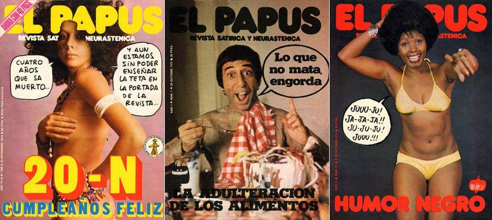 Foto: El Papus: el rescate de la risa secuestrada