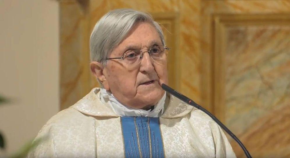 Foto: Jesús Hernández Sahagún, exorcista