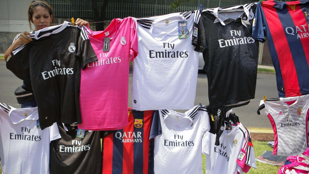 El ISIS castiga con 80 latigazos vestir la camiseta de equipos como Madrid o Barça