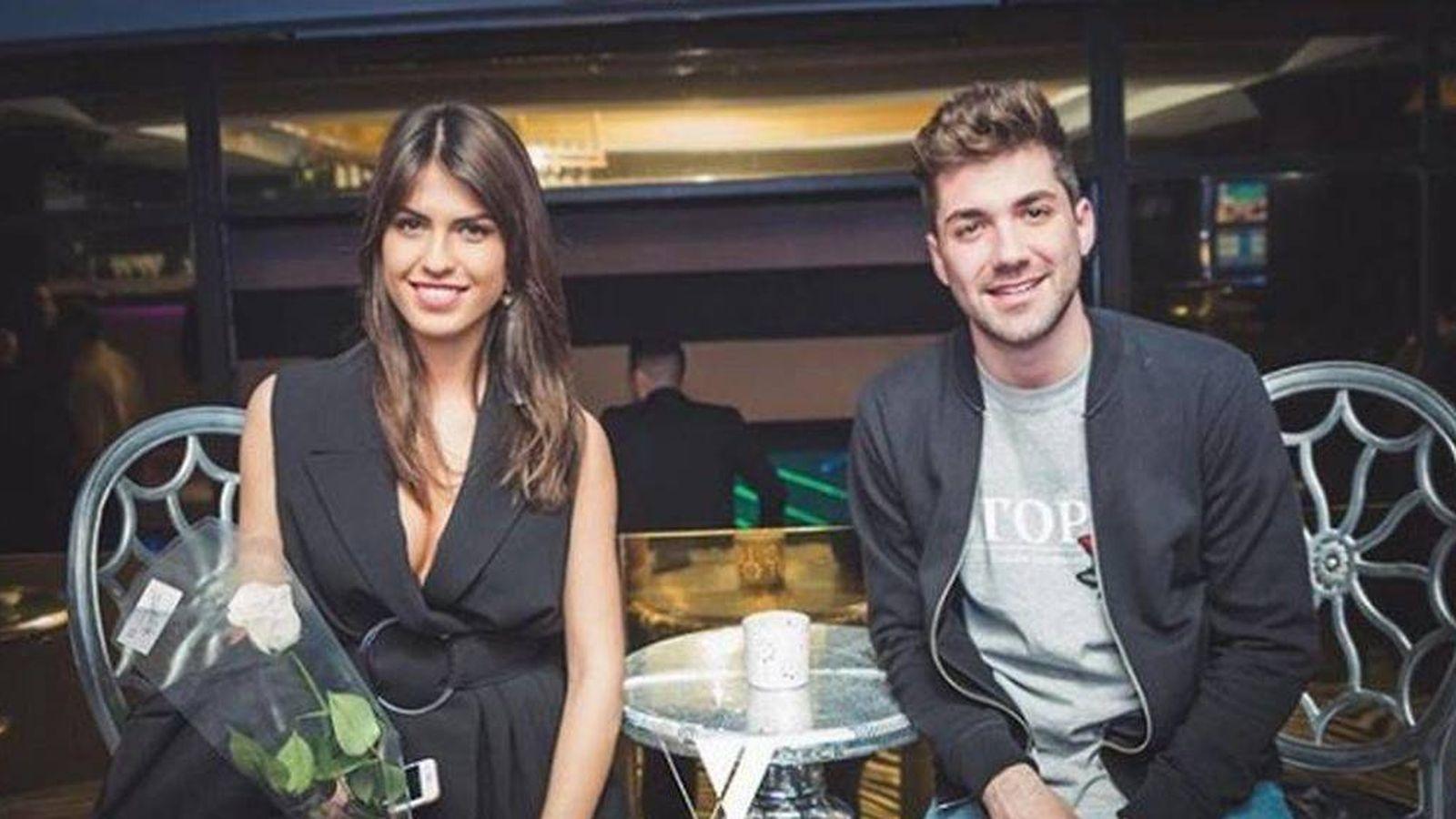 Foto: Sofía Suescun y Alejandro Albalá. (Telecinco).