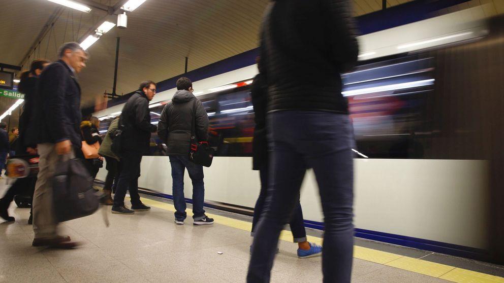 Prótesis de metal e injertos: los cirujanos salvan un pie al 'niño del metro'