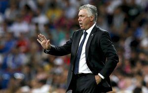 Ancelotti continúa sin escuchar los silbidos de la afición del Madrid