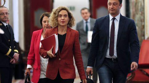 El Congreso suspende a los cuatro diputados presos con los votos de PSOE, PP y Cs