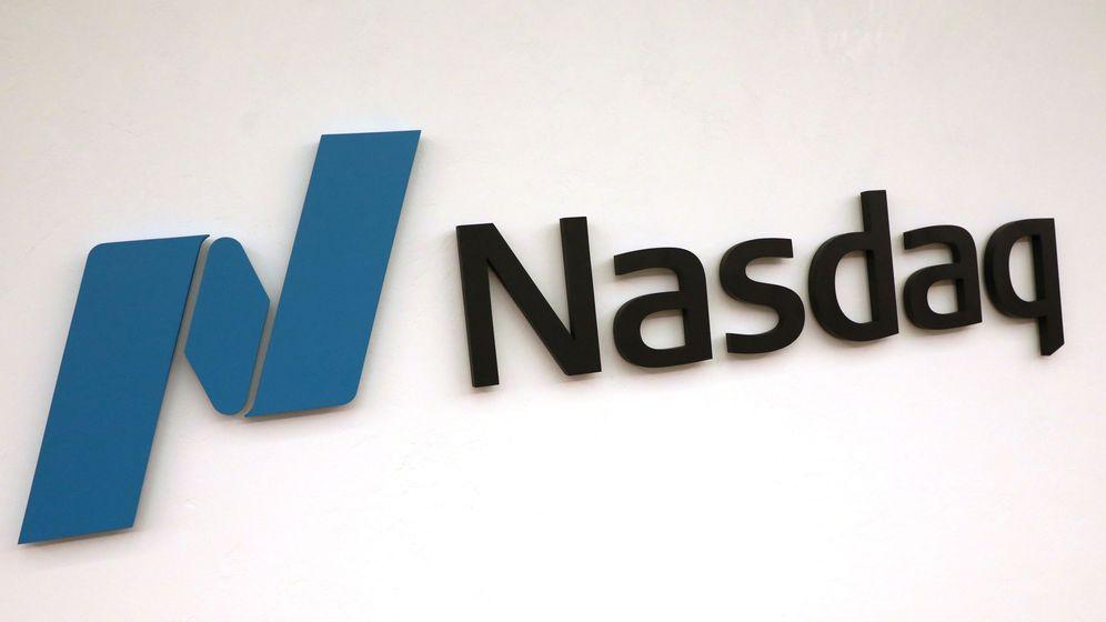 Foto: File photo: the nasdaq logo is displayed at the nasdaq market site in new york