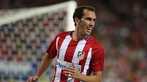 Simeone tiene a los mejores centrales, pero en Mestalla forzará a Godín