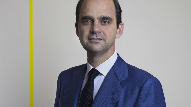 Juan March de la Lastra. Imagen cedida por Banca March. (Manuel Zambrana)