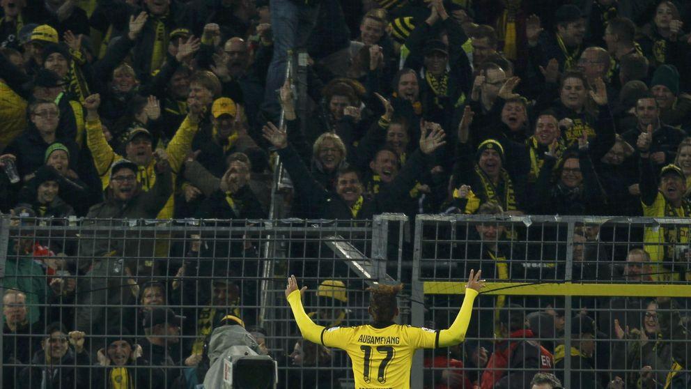 Aubameyang y las ventas provechosas: así se explica el éxito del Borussia