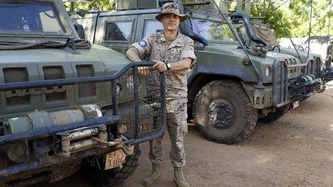 España tiene 110 militares en Malí entrenando a su Ejército