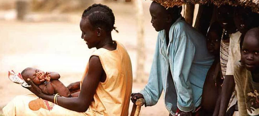 Foto: La 'memoria' africana de Anna Gamazo