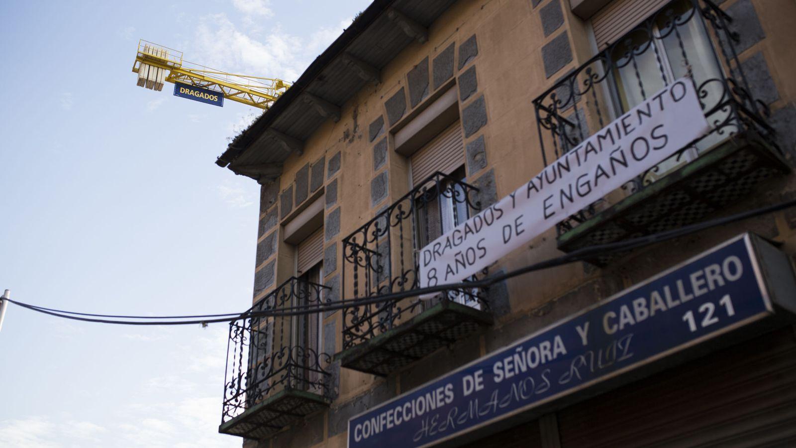 Noticias de dragados los expropiados de florentino p rez for Direccion madrid espana