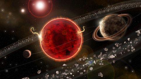 Descubren un planeta 'fugado' del Sistema Solar