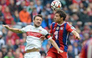 El Bayern se impone con solvencia al Stuttgart al ritmo de Xabi Alonso