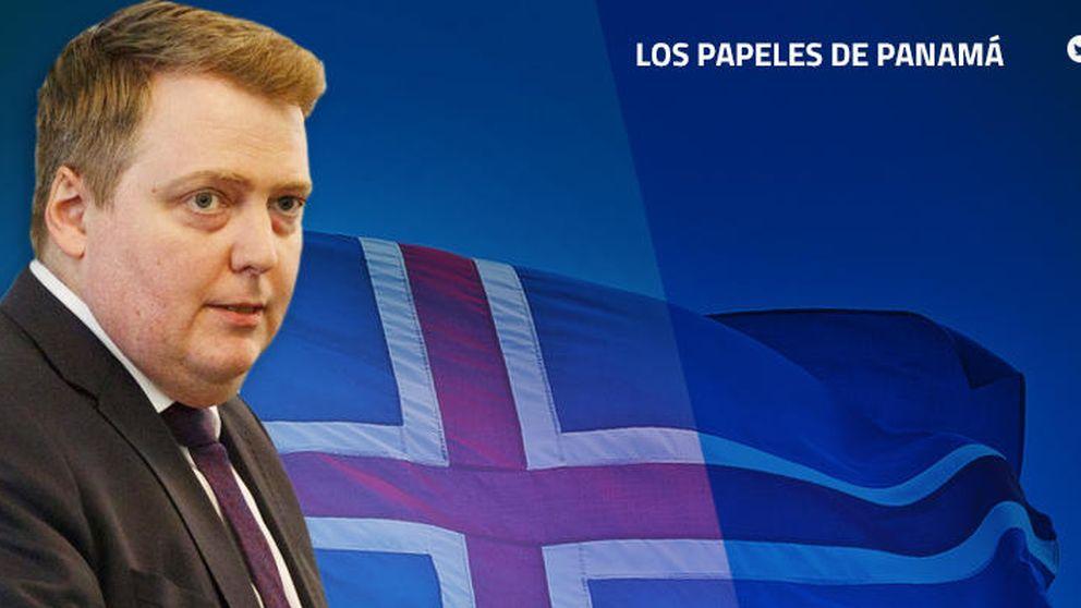 Dimite el primer ministro islandés por el escándalo de 'Los Papeles de Panamá'