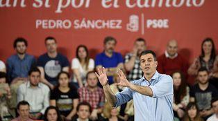 Esperando al PSOE