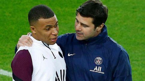 Te debo un gol: así frena Pochettino el ego y une a las estrellas del Paris Saint Germain