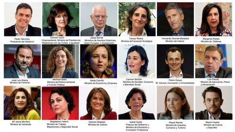 Los ministros de Pedro Sánchez: los hombres y mujeres que quiere en su Gobierno