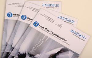 Amadeus recomprará acciones propias por 320 millones de euros